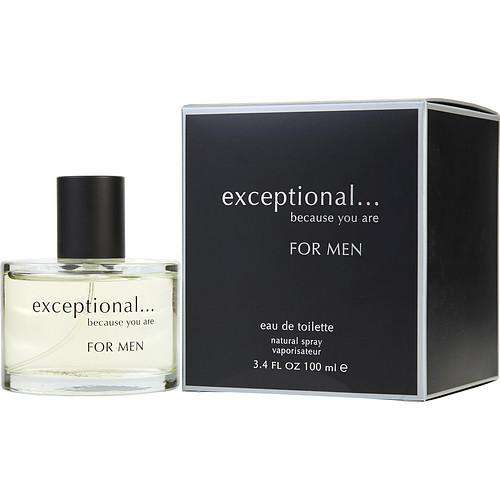 Exceptional-because You Are - Parfums Edt Spray 3.4 Oz