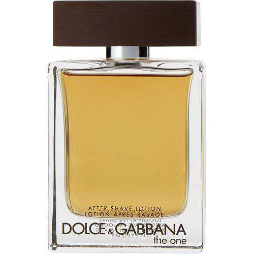 The One By Dolce & Gabbana Aftershave Lotion 3.3 Oz