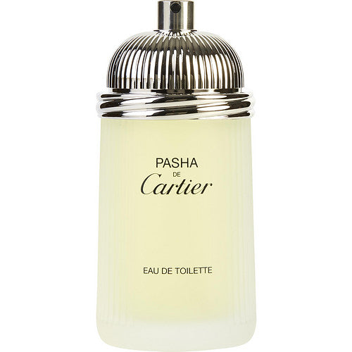 Pasha De Cartier By Cartier Edt Spray 3.3 Oz *tester