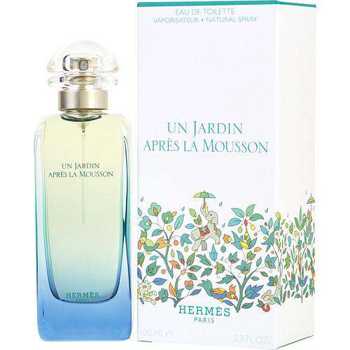 Un Jardin Apres La Mousson By Hermes Edt Spray