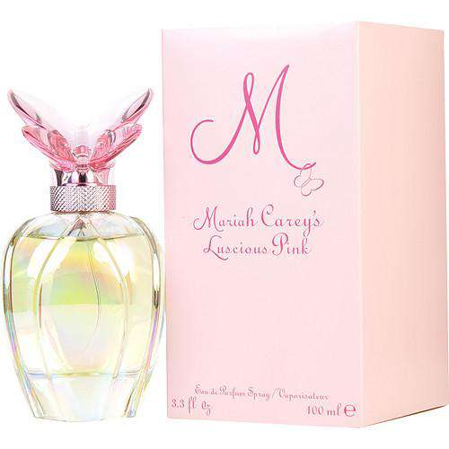 M By Mariah Carey Luscious Pink By Mariah Carey Eau De Parfum Spray 3.3 Oz