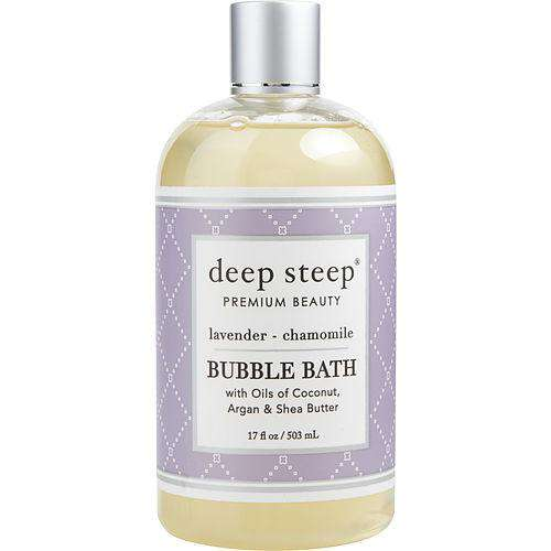 Deep Steep By Deep Steep Lavender-chamomile Bubble Bath 17 Oz