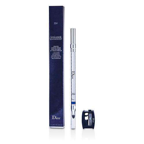 Christian Dior By Christian Dior Eyeliner Waterproof - # 254 Captivating Blue --1.2g-0.04oz