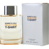 Kenneth Cole Reaction T-shirt By Kenneth Cole Edt Spray 3.4 Oz