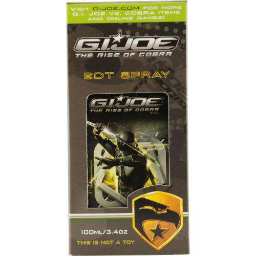Gi Joe By Marmol & Son Edt Spray 3.4 Oz