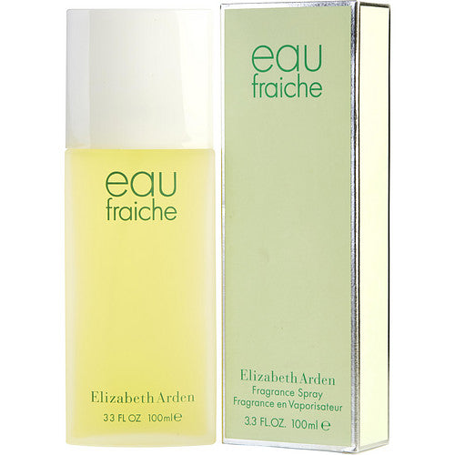 Eau Fraiche Elizabeth Arden By Elizabeth Arden Fragrance Spray 3.3 Oz