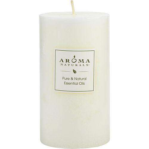 Meditation Aromatherapy By Mediation Aromatherapy 2.75 X 5 Inch Pillar Aromatherapy Candle.  Combines The Essential Oils Of Patchouli & Frankincense To Create A Warm And Comfortable Atmosphere...