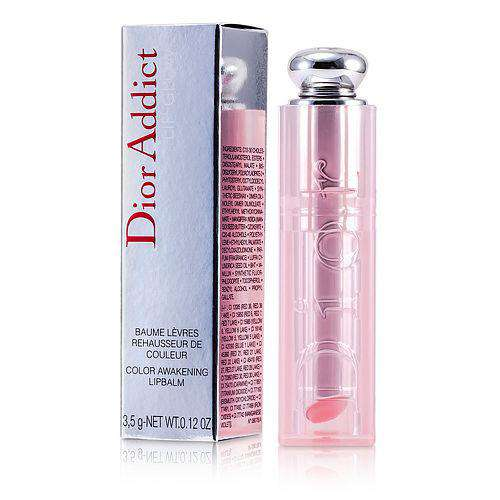 Christian Dior By Christian Dior Dior Addict Lip Glow Color Awakening Lip Balm Spf 10 --3.5g-0.12oz