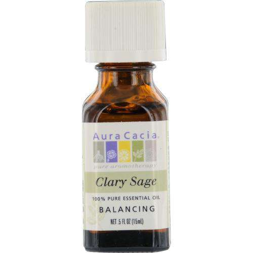 Essential Oils Aura Cacia By Aura Cacia Clary Sage-essential Oil .5 Oz