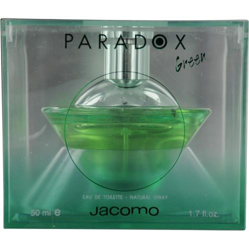 Paradox Green By Jacomo Edt Spray 1.7 Oz