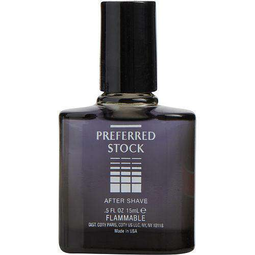 Preferred Stock By Coty Aftershave .5 Oz