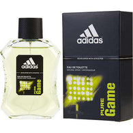Adidas Pure Game Edt Spray 3.4 Oz (developed With Athletes)