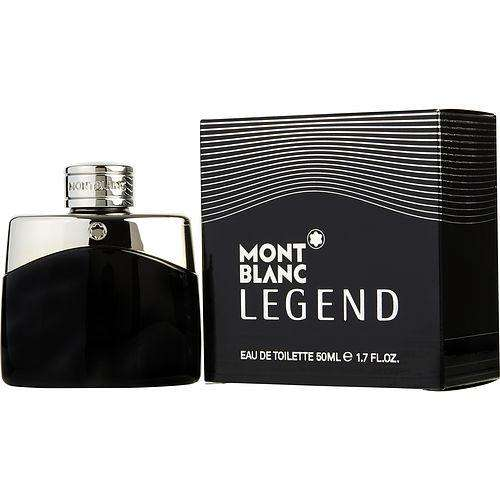 Mont Blanc Legend By Mont Blanc Edt Spray 1.7 Oz