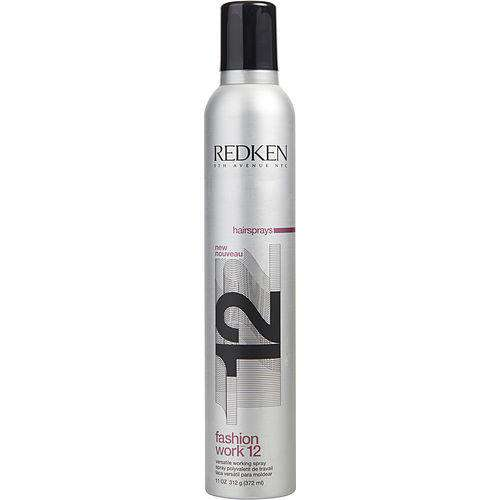 Redken By Redken Fashion Work 12 Versatile Working Spray 11 Oz(old Packaging)