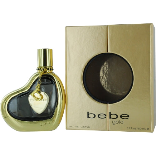 Bebe Gold By Bebe Eau De Parfum Spray 1.7 Oz