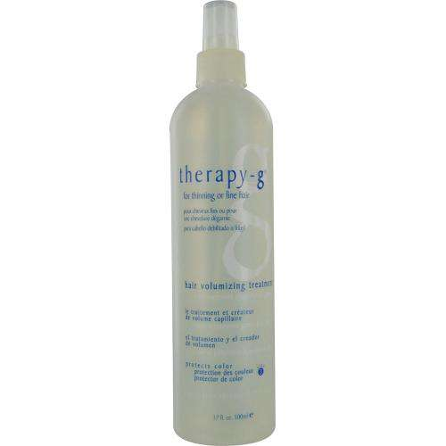 Therapy- G By Therapy-g Therapy- G For Thinning Or Fine Hair-hair Volumizing Treatment 17 Oz