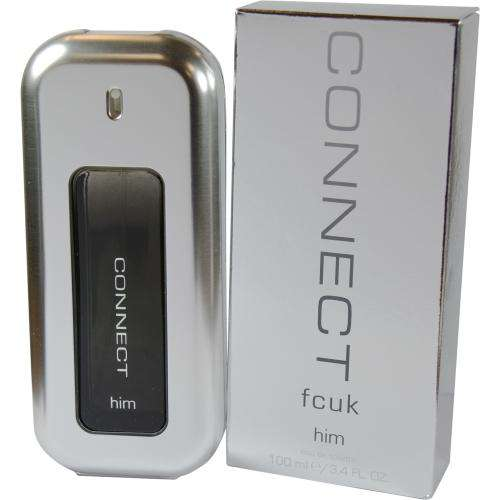 Fcuk Connect By French Connection Edt Spray 3.4 Oz