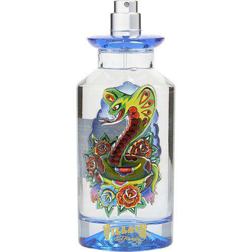 Ed Hardy Villain By Christian Audigier Edt Spray 4.2 Oz *tester