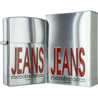 Rocco Barocco Silver Jeans By Rocco Barocco Edt Spray 2.5 Oz (new Packaging)