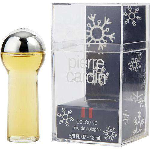 Pierre Cardin By Pierre Cardin Cologne .6 Oz (snowflake Packaging)