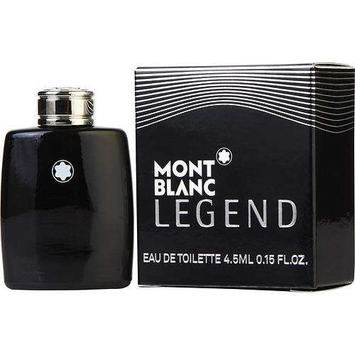 Mont Blanc Legend By Mont Blanc Edt .15 Oz Mini