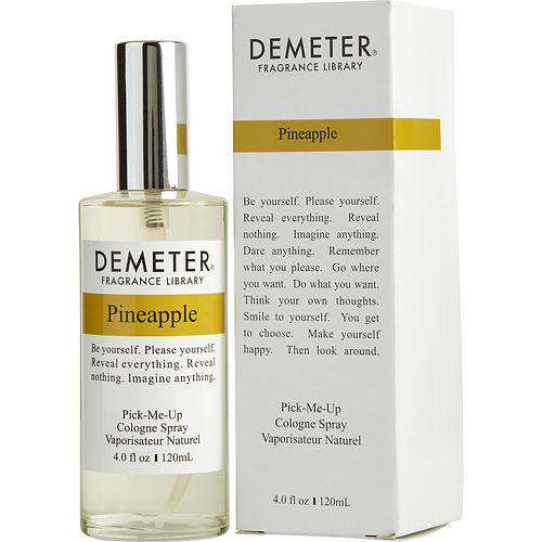 Demeter By Demeter Pineapple Cologne Spray 4 Oz
