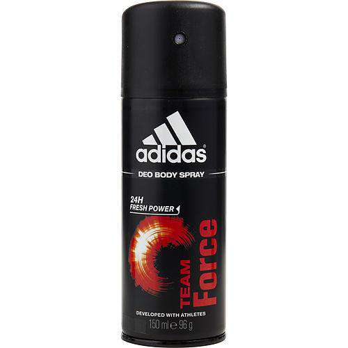 Adidas Team Force Deodorant Body Spray 5 Oz (developed With Athletes)