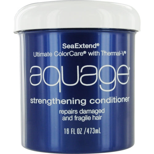 Aquage By Aquage Sea Extend Strengthening Conditioner For Damaged And Fragile Hair 16 Oz