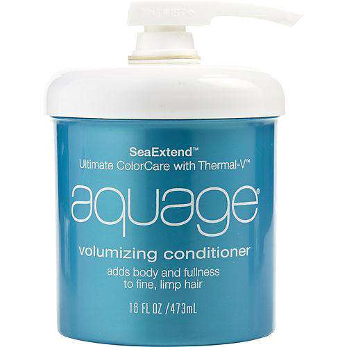 Aquage By Aquage Sea Extend Volumizing Conditioner For Fine Hair 16 Oz