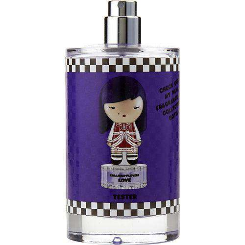 Harajuku Lovers Wicked Style Love By Gwen Stefani Edt Spray 3.4 Oz *tester