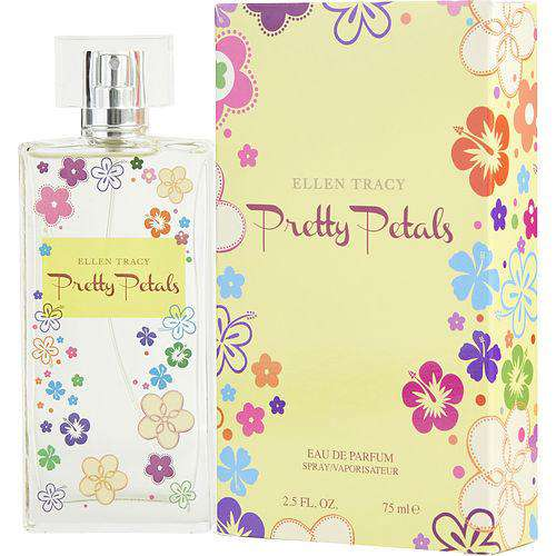 Ellen Tracy Pretty Petals By Ellen Tracy Eau De Parfum Spray 2.5 Oz