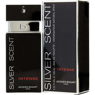 Silver Scent Intense By Jacques Bogart Edt Spray 3.3 Oz