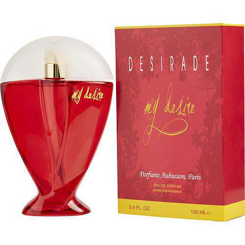 Desirade My Desire By Aubusson Eau De Parfum Spray 3.4 Oz