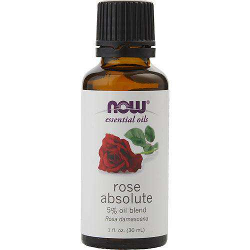 Essential Oils Now By Now Essential Oils Rose Absolute Oil Blend 1 Oz