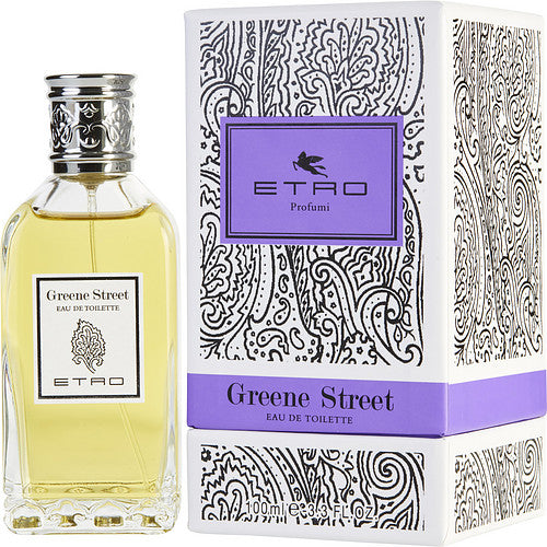 Etro Greene Street By Etro Edt Spray 3.3 Oz