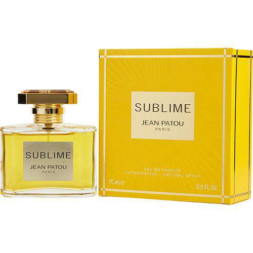 Sublime By Jean Patou Eau De Parfum Spray 2.5 Oz