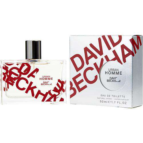 David Beckham Urban Homme By David Beckham Edt Spray 1.7 Oz