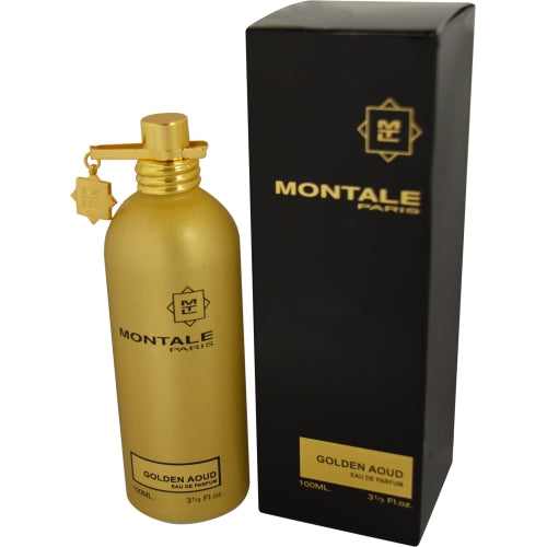 Montale Paris Golden Aoud By Montale Eau De Parfum Spray 3.4 Oz