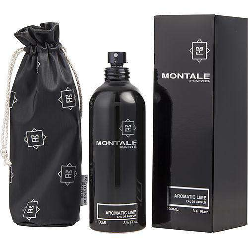 Montale Paris Aromatic Lime By Montale Eau De Parfum Spray 3.4 Oz