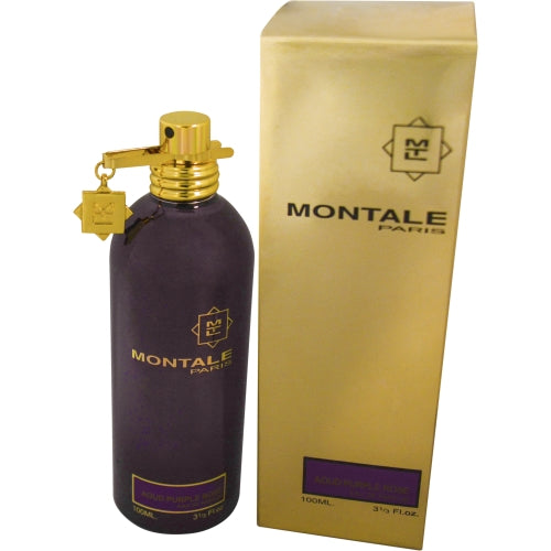 Montale Paris Aoud Purple Rose By Montale Eau De Parfum Spray 3.4 Oz