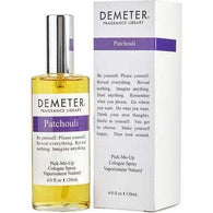 Demeter By Demeter Patchouli Cologne Spray 4 Oz