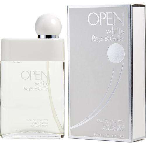Open White By Roger & Gallet Edt Spray 3.3 Oz