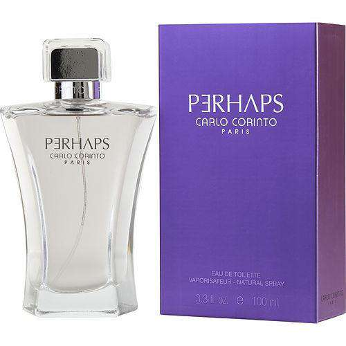 Corinto Perhaps By Carlo Corinto Edt Spray 3.3 Oz