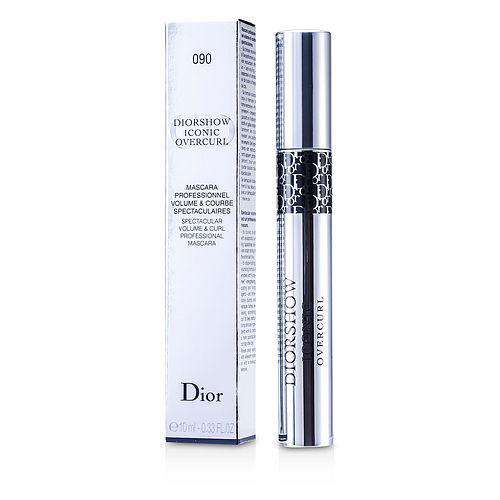 Christian Dior By Christian Dior Diorshow Iconic Overcurl Mascara - # 090 Over Black --10ml-0.33oz