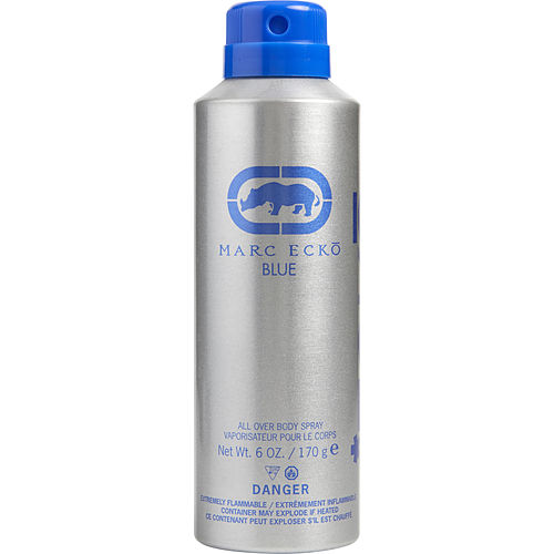Marc Ecko Blue By Marc Ecko All Over Body Spray 6 Oz