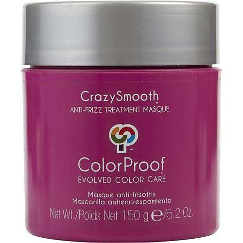 Colorproof By Colorproof Crazysmooth Anti-frizz Treatment Masque 5.2 Oz