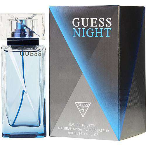 Guess Night By Guess Edt Spray 3.4 Oz