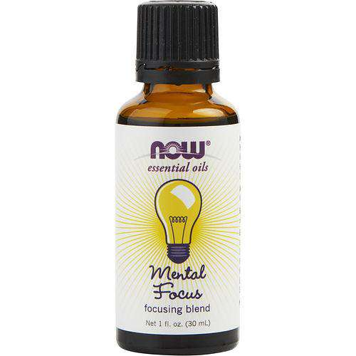 Essential Oils Now By Now Essential Oils Mental Focus Oil 1 Oz