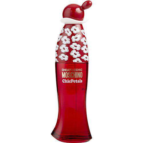 Moschino Cheap & Chic Petals By Moschino Edt Spray 3.4 Oz *tester