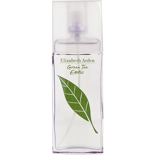 Green Tea Exotic By Elizabeth Arden Edt Spray 1.7 Oz (unboxed)